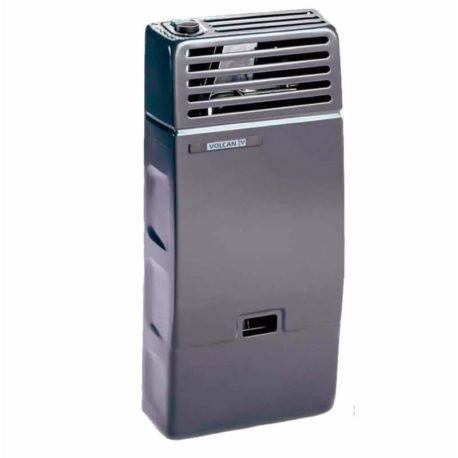 calefactor volcan sin salida
