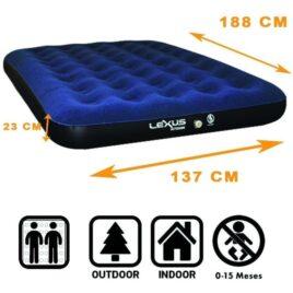 COLCHON INFLABLE LEXUS PSH1003GR 2 PLAZA 901001103718  9010010010037