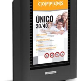 CALEFACTOR COPPENS 20/40 UNICO TB IZQUIERDO