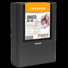 CALEFACTOR COPPENS 30/60 UNICO TB IZQUIERDO