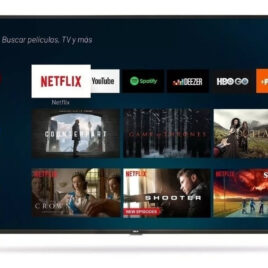 TV LED RCA 55 X55ANDTV 4K SMART